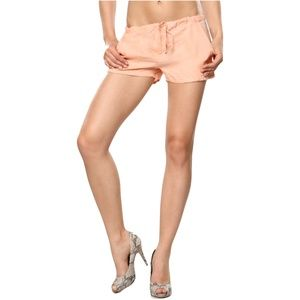 ACROBAT Drawstring Linen Shorts